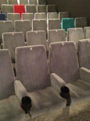 Grauer VIP Seat 18