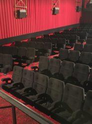 VIP Lounge 18 in schwarz