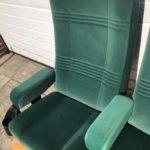 VIP Lounge SEAT 20 in grün